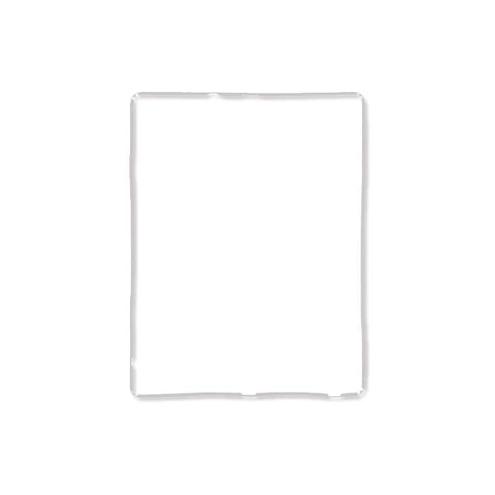ipad 2/3/4 touch frame white