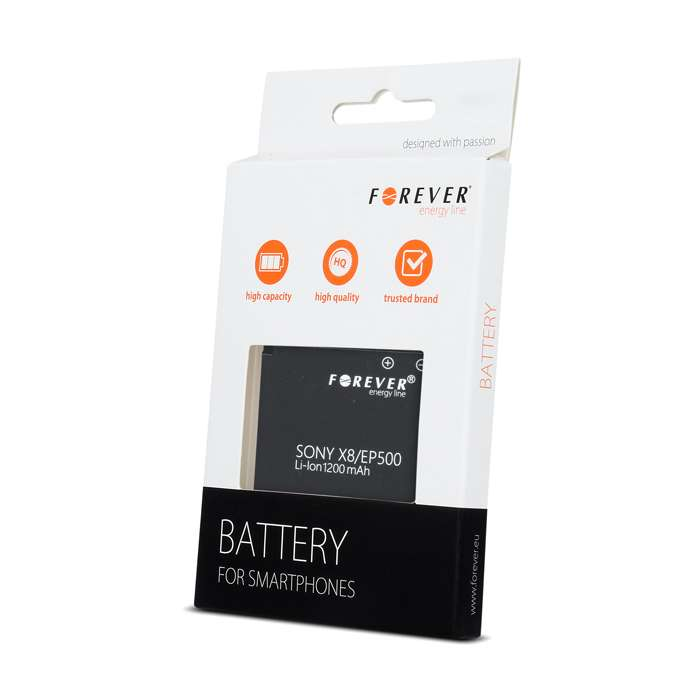 Forever battery for Sony X8 1200 mAh Li-Ion HQ