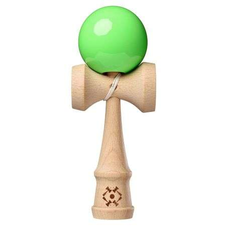 Kendama USA Tribute Neon Verde