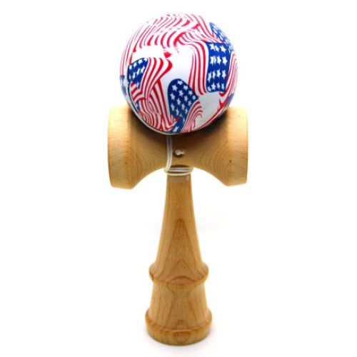 Kendama Ball Originala Steagul Americii