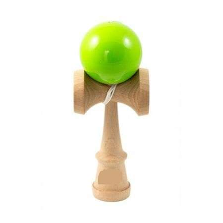 Kendama Ball Originala Verde Lucios