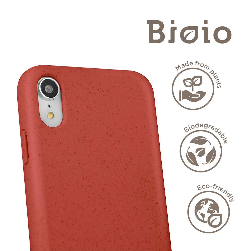 Forever Bioio case Samsung A40 red