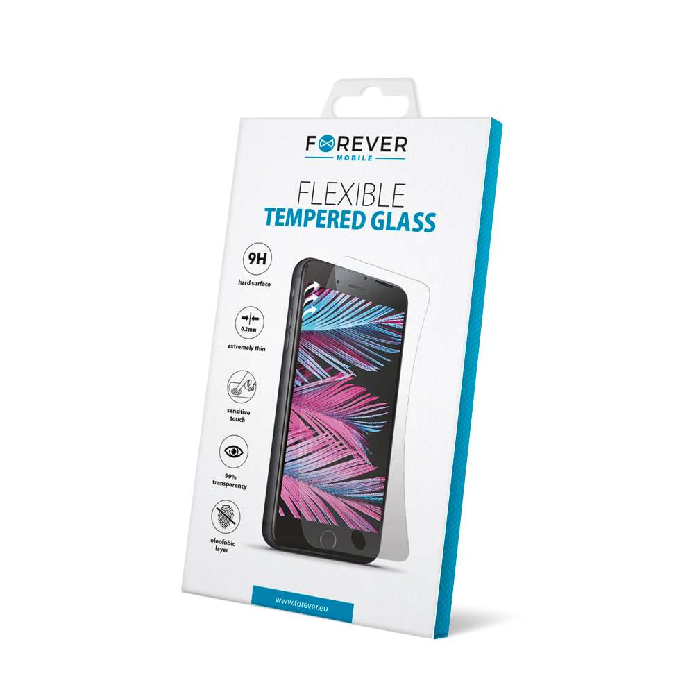 Forever Flexible Tempered Glass for Nokia 1 Plus