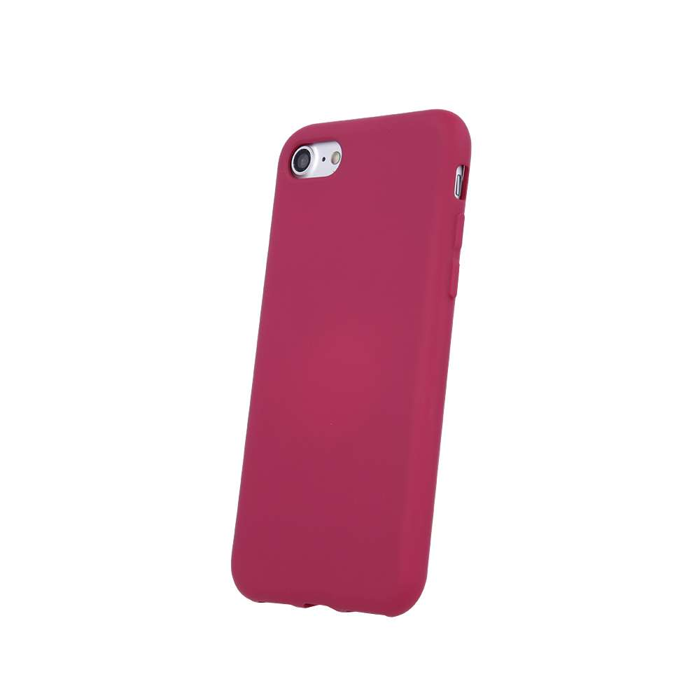 Silicon case for Huawei Y6 2019  maroon