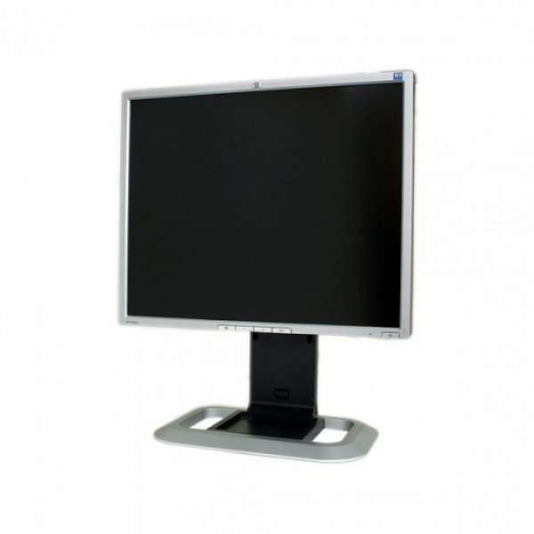 Monitor 19 inch LCD HP LP1965, Silver & Black