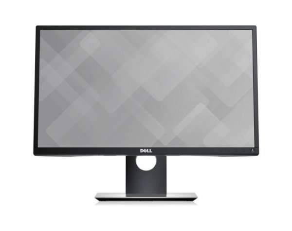 Monitor 23 inch LED IPS, HDMI, Full HD, DELL P2317H, Black & Silver
