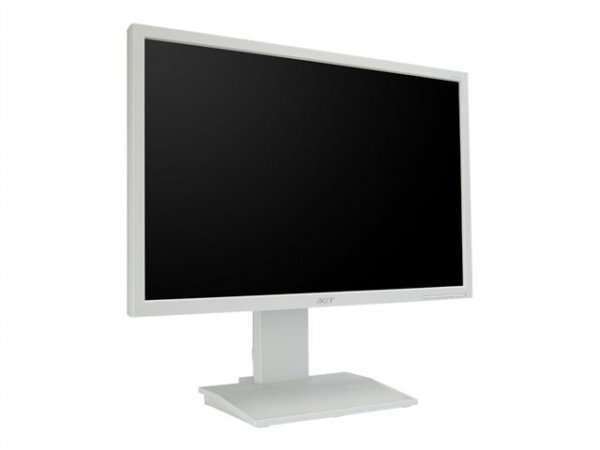 Monitor 22 inch LCD Wide, ACER B223W, White