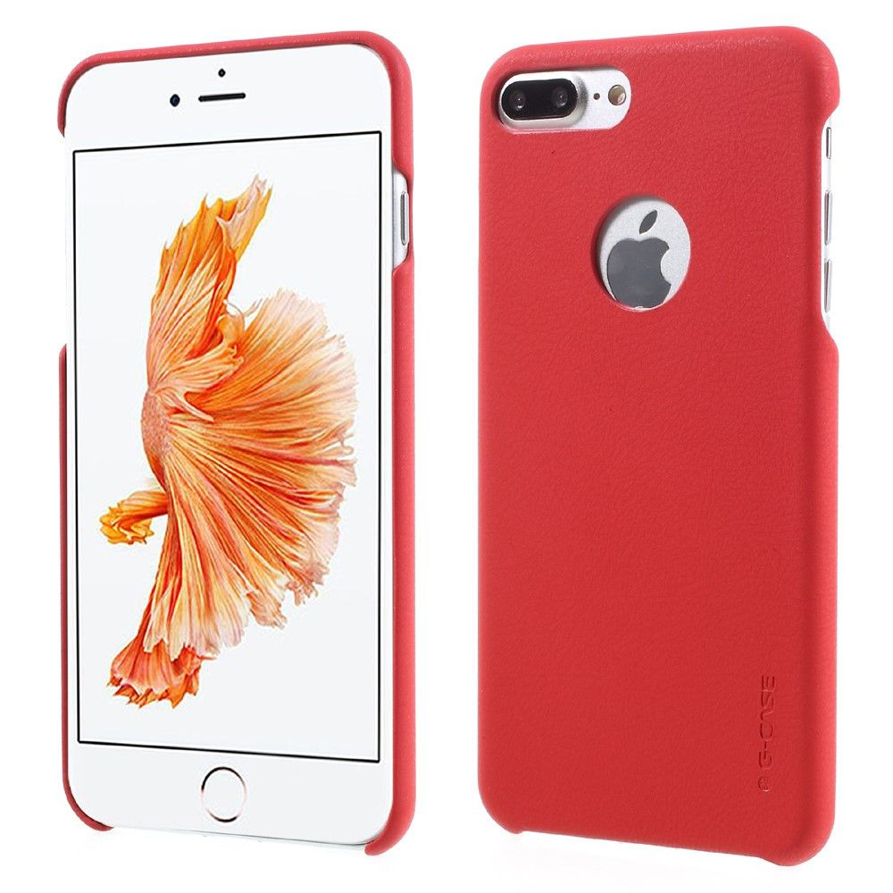 Husa Apple iPhone 8 G-CASE Rosu