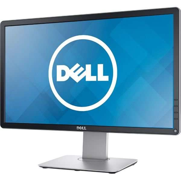 Monitor 22 inch LED IPS, Full HD, Dell P2214H, Black & Silver