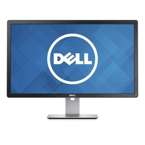 Monitor 27 inch LED IPS, Full HD, DELL P2714H, Black & Silver, 3 Ani Garantie