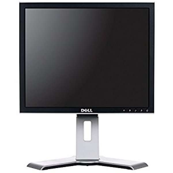 Monitor 19 inch LCD DELL UltraSharp 1907FP, Black & Silver