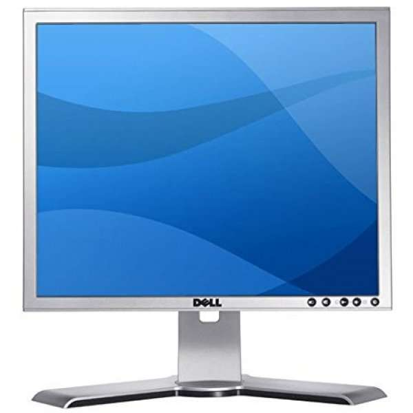 Monitor 19 inch LCD DELL UltraSharp 1907FP, Siver & Black