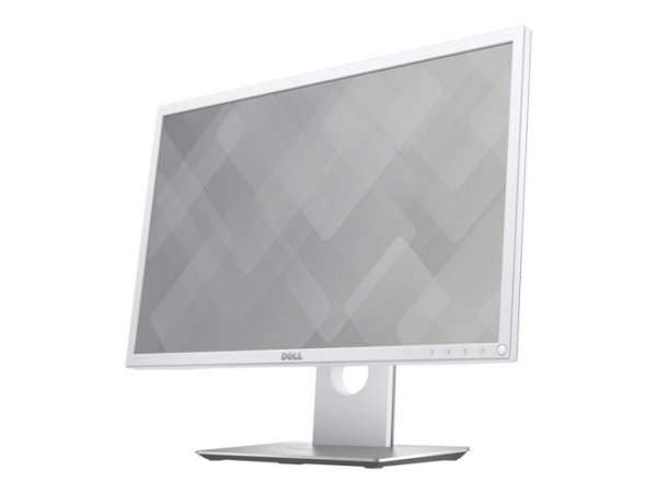 Monitor 22 inch LED, HDMI, Dell P2217W, White & Silver