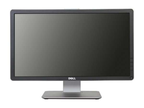 Monitor 22 inch LED, IPS, Dell P2014H, Black & Silver, Display Grad B