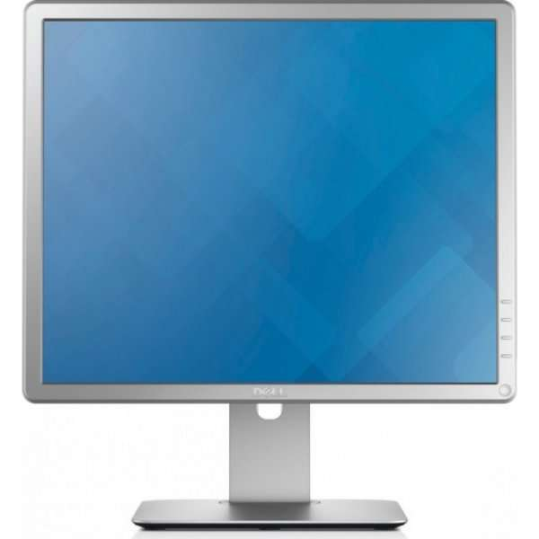 Monitor 19 inch LED IPS, DELL P1914S, Silver & Black