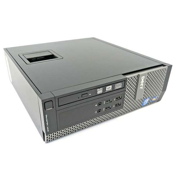 Calculator Barebone Dell Optiplex 7010 Desktop SFF, Carcasa + Placa de baza + Cooler + Sursa