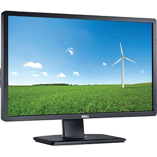 Monitor DELL, 24 inch LED, FULL HD, DELL P2412H, Black, 3 Ani Garantie
