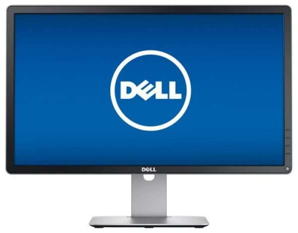 Monitor 21.5 inch LED Full HD, Dell P2214H, Display Zgariat, Lipsa Picior