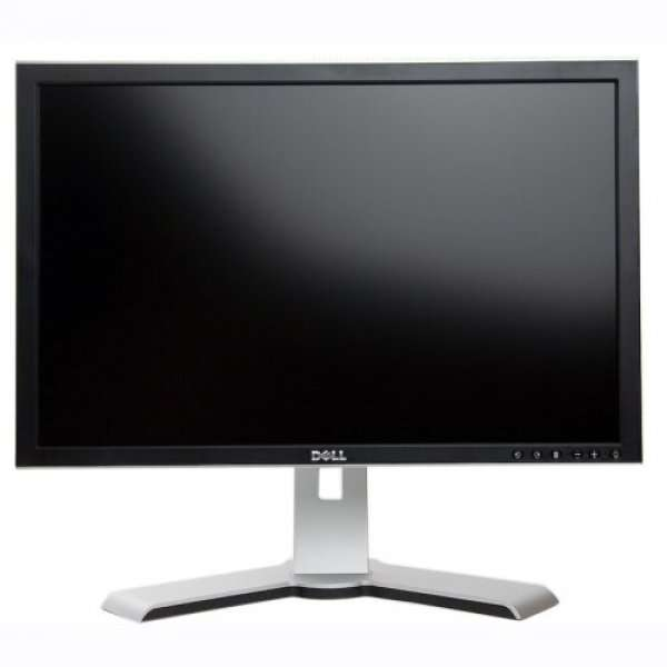 Monitor 24 inch LED, Dell 2408WFP, Dunga pe Display, Lipsa Picior