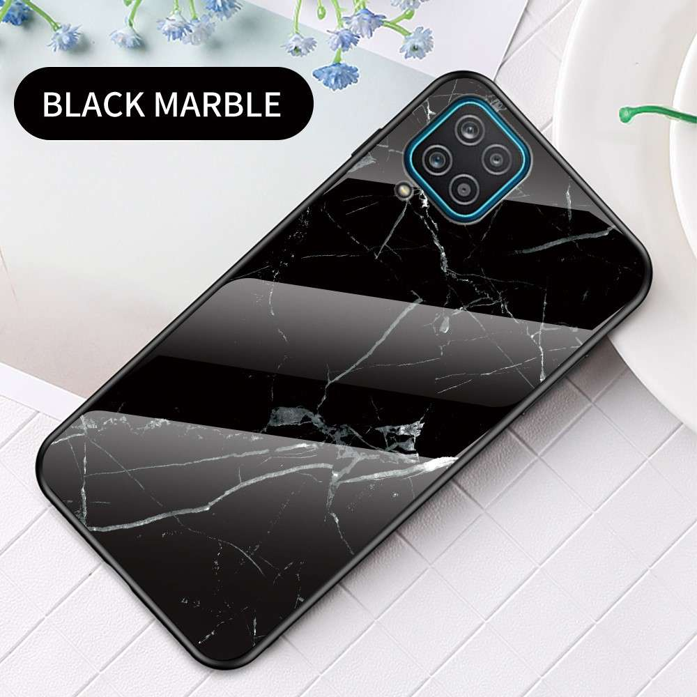 Husa Apple iPhone 7/8/SE 2020 Marble Glass Model 4